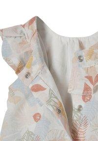 Vertbaudet - SET - Shorts - hellblau/rosa bedruckt - 4