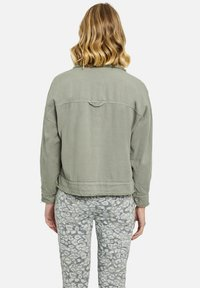 Heartkiss - Denim jacket - khaki - 2