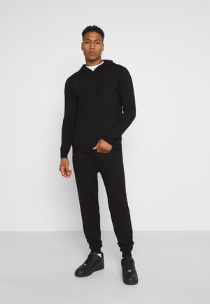 LAWRIE SET - Jumper - jet black
