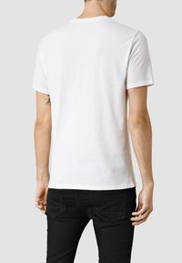 AllSaints - BRACE - Basic T-shirt - optic white - 1