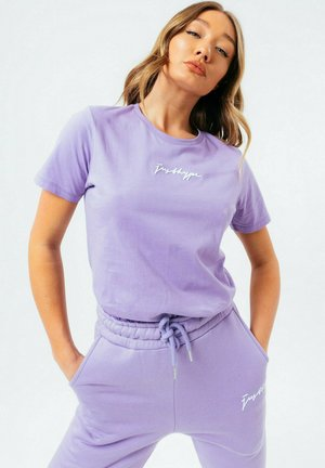 SIGNATURE - T-shirts print - violet