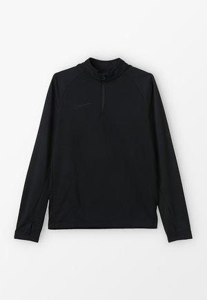 DRY ACADEMY DRIL - Sportshirt - black