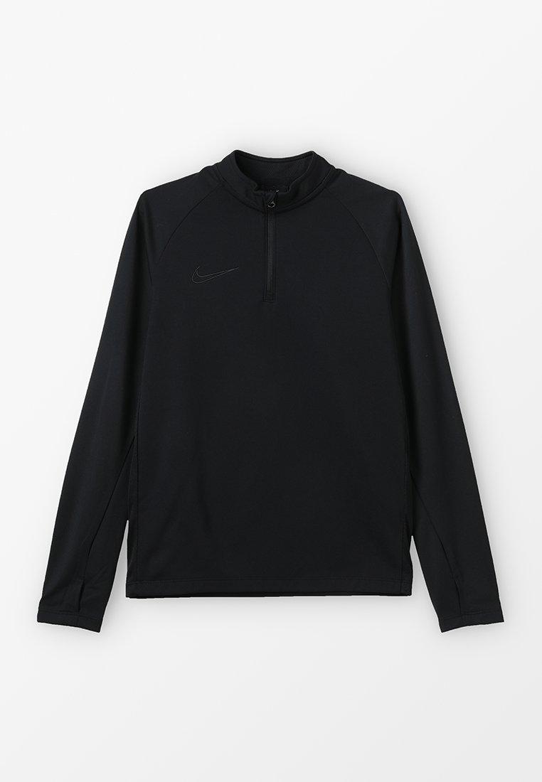 Nike Performance - DRY ACADEMY DRIL - Sports shirt - black