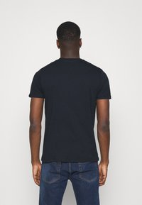 Alpha Industries - NASA RAINBOW  - Print T-shirt - dark blue - 2