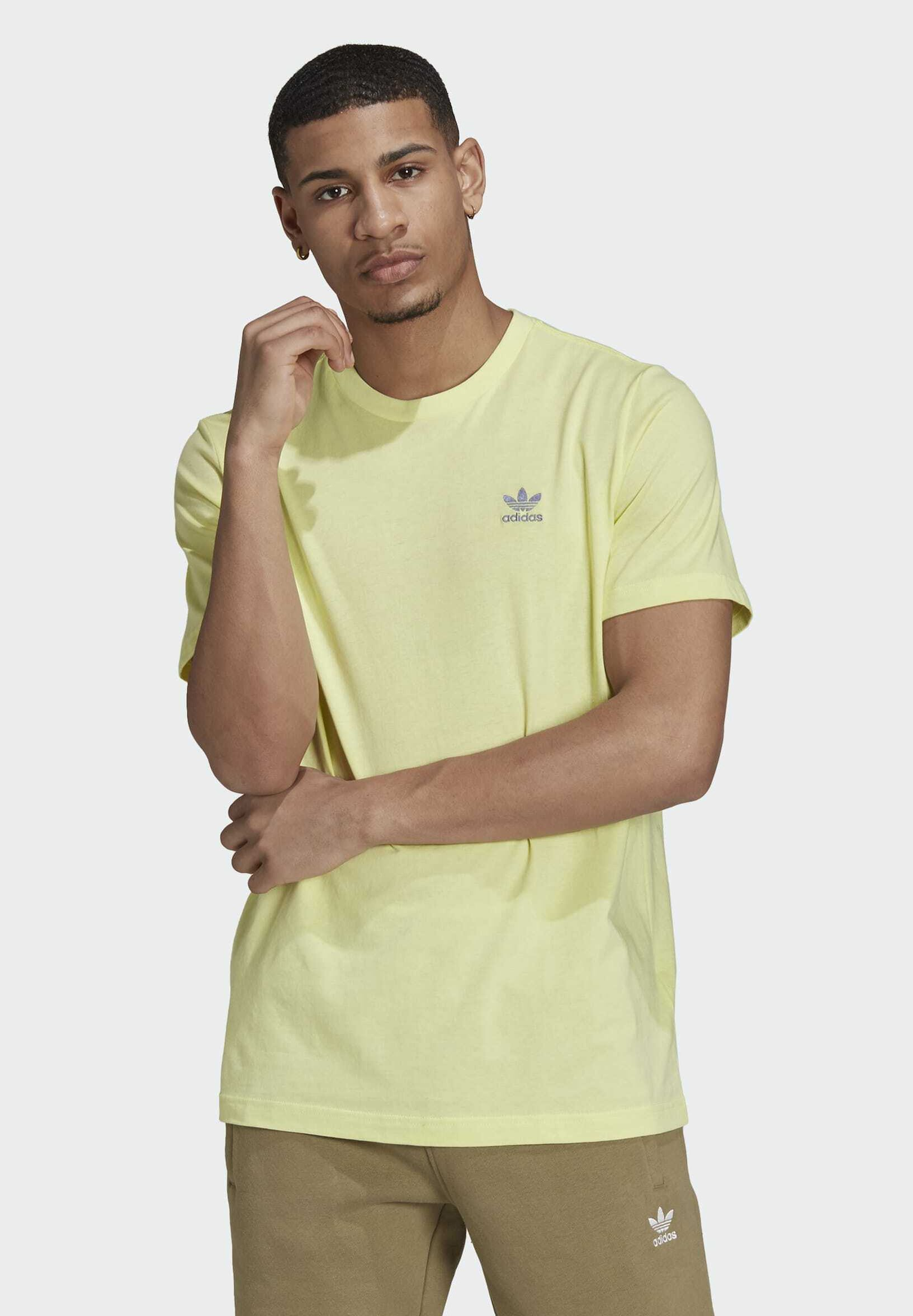 Men LOUNGEWEAR ADICOLOR ESSENTIALS TREFOIL T-SHIRT - Basic T-shirt