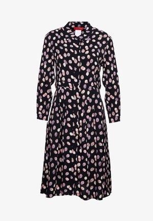 DIONISO - Day dress - black pattern