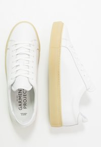 GARMENT PROJECT - TYPE - Trainers - white - 1