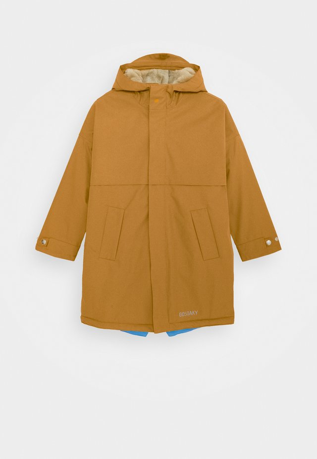 DESERT FOX UNISEX - Winter coat - inca gold