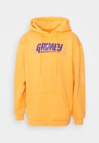 Grimey - UBIQUITY HOODIE UNISEX - Sweatshirt - orange - 0
