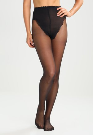 20 DEN COLLANT - BODY TOUCH VENTRE PLAT   - Tights -  noir
