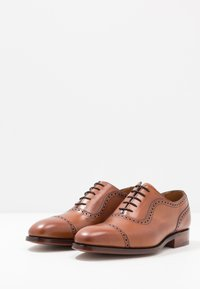 Barker - NEWMARKET - Stringate eleganti - rosewood - 2