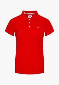 Tommy Jeans - Polo shirt - red - 0