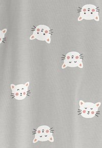 Lindex - CATS 2 PACK - Body - light grey/dusty pink - 3
