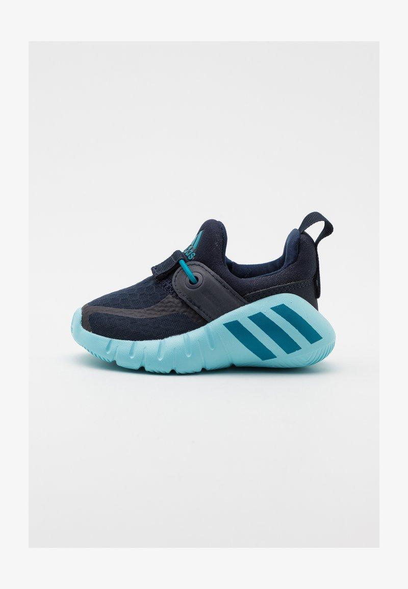 adidas Performance - RAPIDAZEN UNISEX - Sports shoes - legend ink/active teal/hazy sky