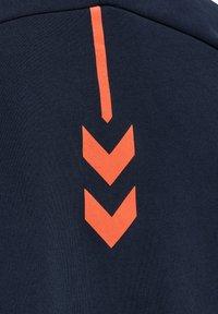 Hummel - HMLACTION - Sweatshirt - dark sapphire fiesta - 3