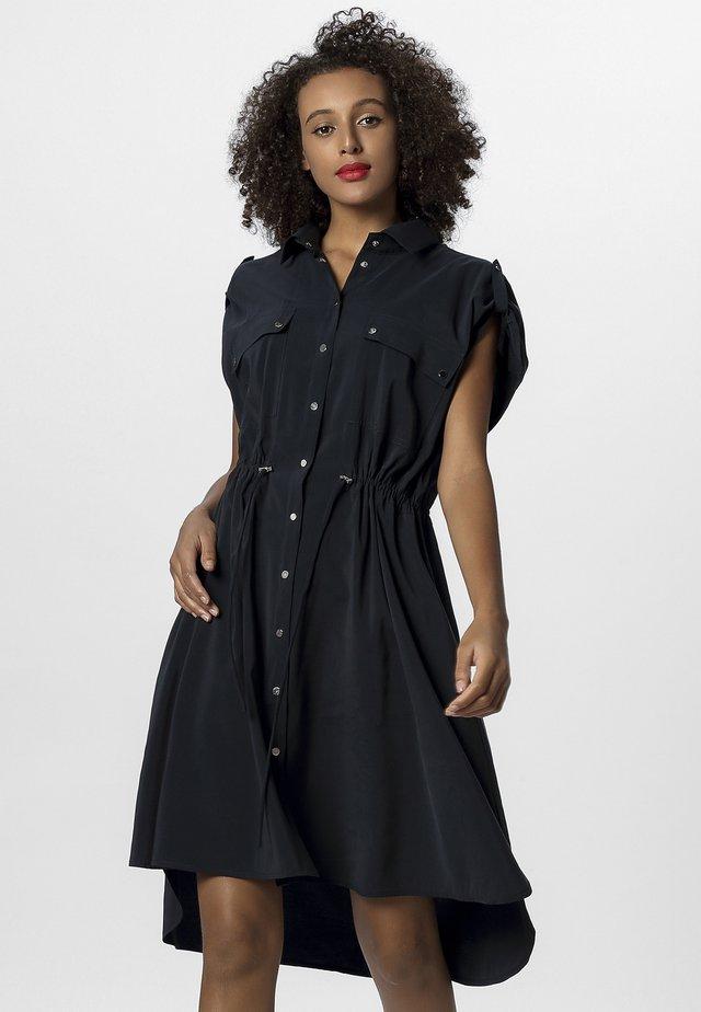 Shirt dress - night blue