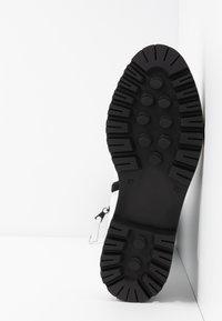 MJUS - Platform boots - bianco - 6