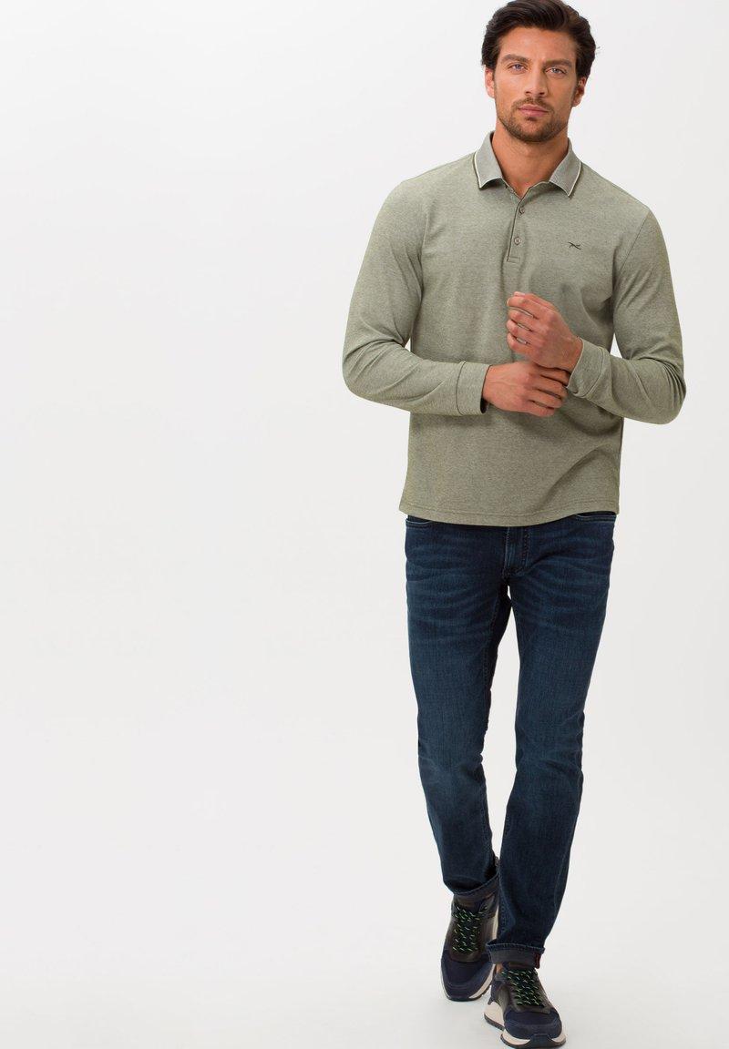 BRAX STYLE PHARELL - Poloshirt - hunter/dunkelgrün hwp1BJ