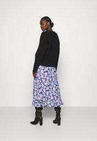 Fabienne Chapot - BOBO FRILL SKIRT - Wrap skirt - marigold lilac - 2