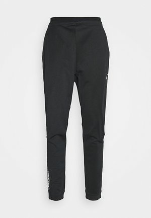 PANT CAPRA - Verryttelyhousut - black/iron grey
