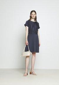 HUGO - NAMASTIA - Day dress - dark blue - 1