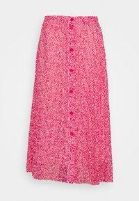 Marks & Spencer London - PLEAT SKIRT - A-line skirt - pink - 0