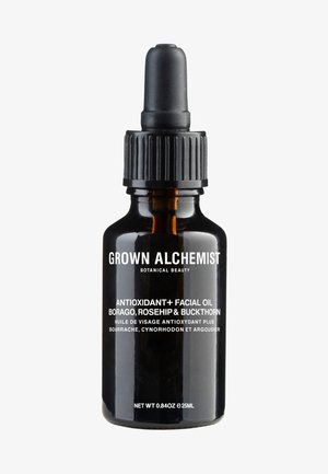 ANTIOXIDANT+ FACIAL OIL BORAGO, ROSEHIP & BUCKTHORN BERRY - Face oil - -