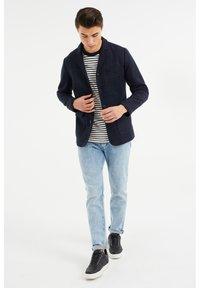WE Fashion - Blazer jacket - dark blue - 1