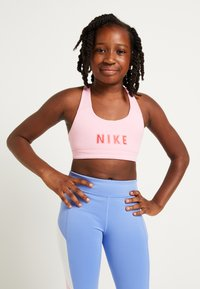 Nike Performance - CLASSIC - Sport BH - pink/royal pulse - 3