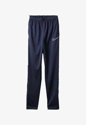 DRY - Pantalones deportivos - obsidian/white