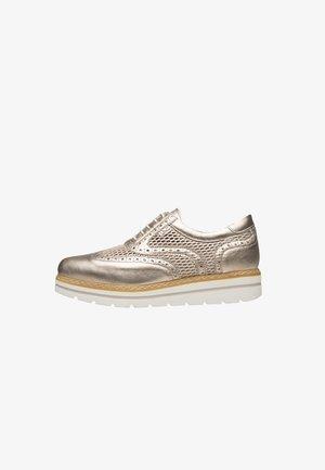 Zapatos de vestir - bronzo