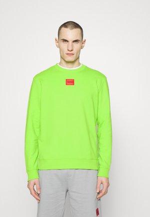 DIRAGOL - Sweatshirt - bright green