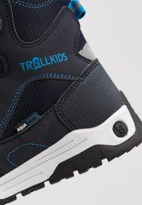 TrollKids - KIDS LOFOTEN WINTER BOOTS XT - Bottes de neige - navy/medium blue - 2