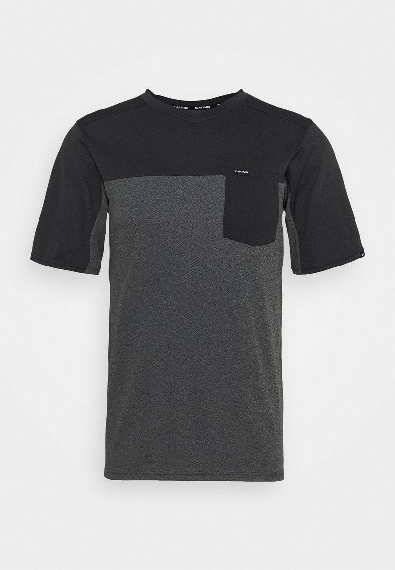 Dakine - VECTRA - Print T-shirt - castlerock/black