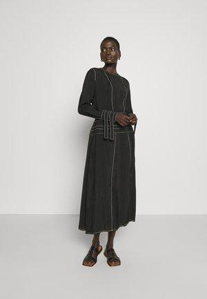 LINDA DRESS - Day dress - black