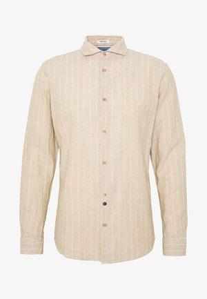 JORDONNY SLIM - Camicia - beige