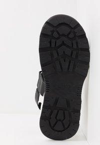 F_WD - Platform sandals - black - 6