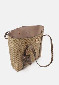 River Island - SET - Tote bag - brown - 2