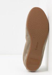 Gabor - Ballet pumps - schilf - 6