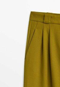 Massimo Dutti - Trousers - light green - 2