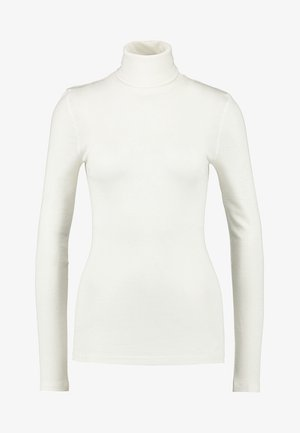 WOOLEN-SILK MIX - Undershirt - cygne