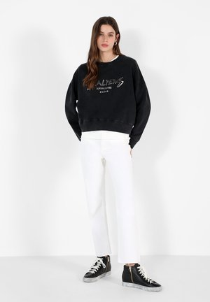 ON FIRE  - Sweater - dark grey
