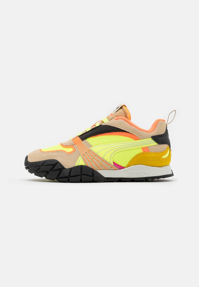 KYRON BONFIRES  - Sneakers laag - fizzy yellow/pale khaki