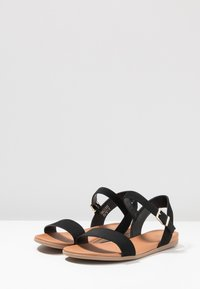 Call it Spring - KASSIAN - Sandály - black - 4