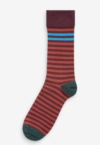 Next - 5 PACK - Socks - dark blue - 4