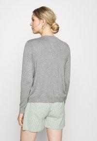 Anna Field - Cardigan - mottled grey - 2