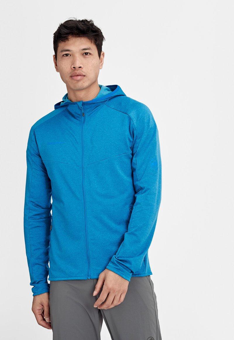 Mammut - Fleece jacket - blue