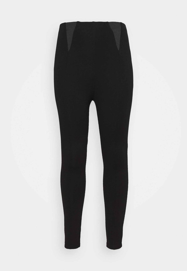 SHAPER - Leggings - Trousers - black