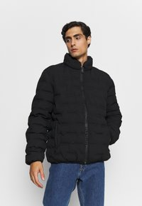 Schott - ROSTOK - Winter jacket - black - 0