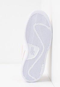 Puma - SMASH - Sneakers basse - rosewater/white - 5